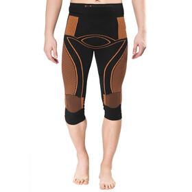 X-Bionic Energy Accumulator Pants Medium Men Black/Orange